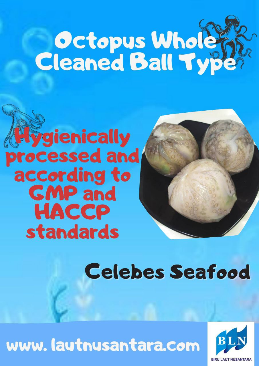 Hygienically processed and according to GMP and HACCP standards